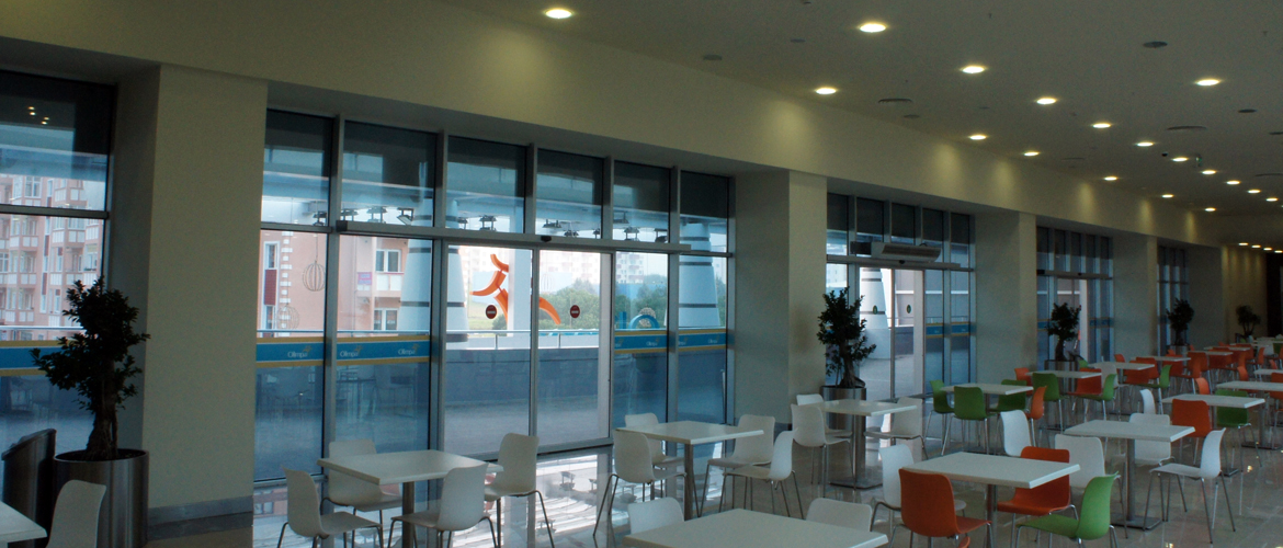 HM30/SLD Automatic Sliding Doors - HTM METAXDOOR GmbH on
